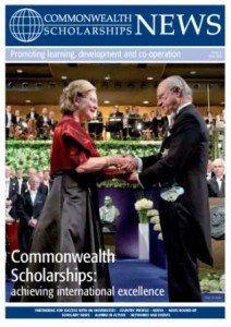 Commonwealth Scholarships News - Issue 12
