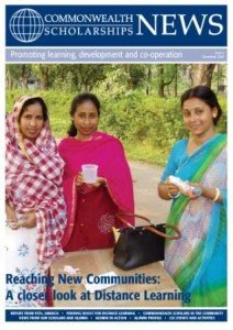 Commonwealth Scholarships News - Issue 2