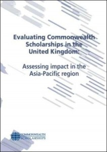 Assessing impact in the Asia-Pacific region