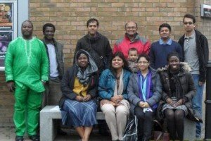 Commonwealth Scholars at the North West Regional Network event, 9 June 2012