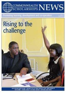 Commonwealth Scholarships News – Issue 17