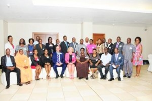 Alumni meeting in Kampala December 2013