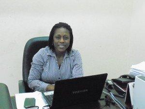 Dr Ruby Asmah