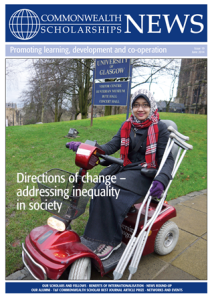 Commonwealth Scholarships News Issue 19