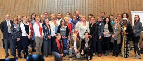 Donor Harmonisation Group at their 2014 meeting in Helsinki, Finland