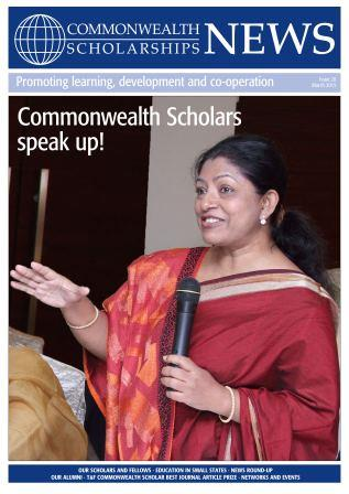 Commonwealth Scholarships News Issue 20