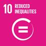 SDG 10 - Reduced inequalities