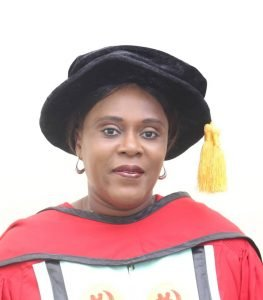 Headshot of Dorcas Obiri-Yeboah