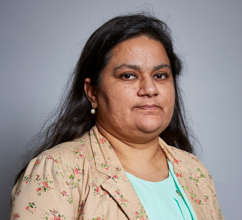 Headshot of Prachi Gautam