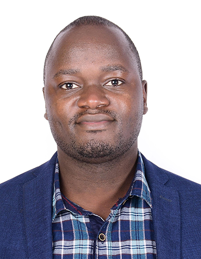 Headshot of Protus Yabunga