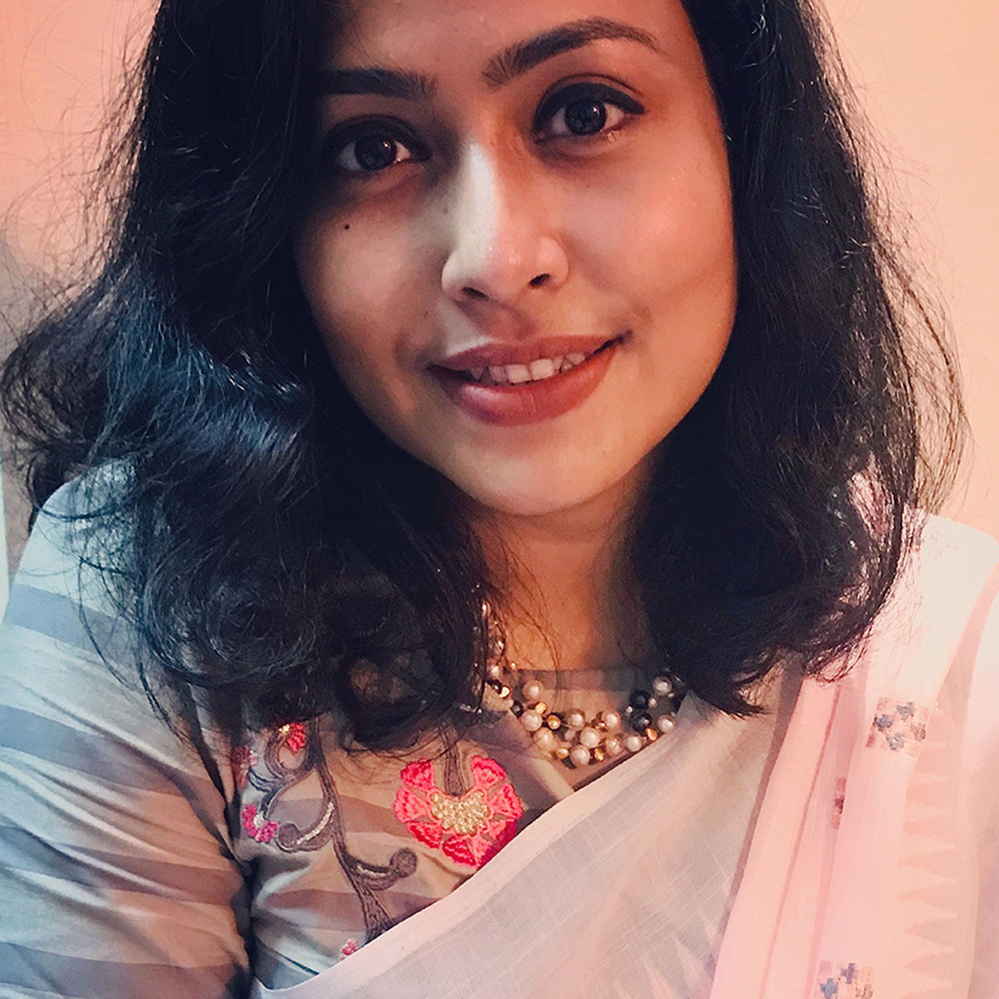 Headshot of Shaila Sharmin