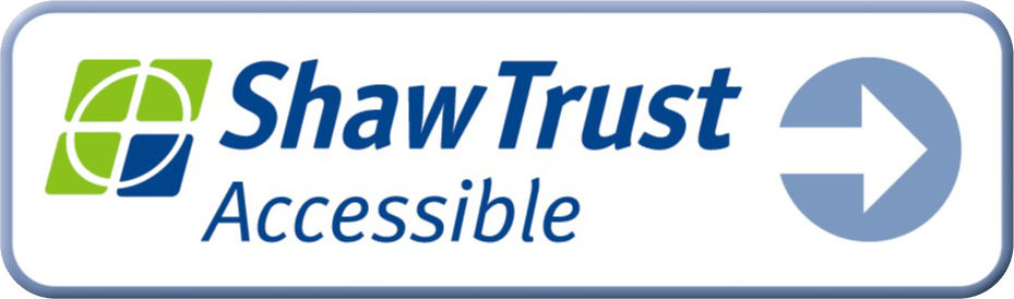 Shawtrust Accessible Logo