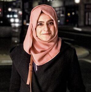 Headshot of Hamna Iqbal Baig