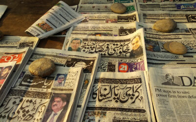 Development and the media: empowering marginalised groups through solutions journalism