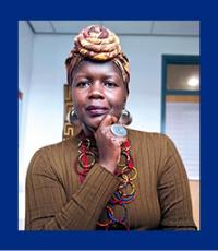 Headshot of Dr Awino Okech