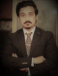 Headshot of Osama Rizvi