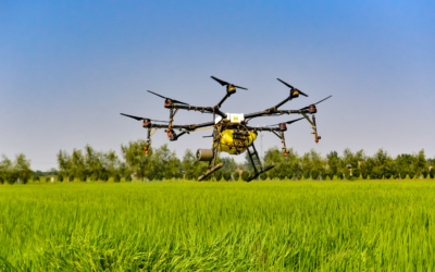Knowledge Hub webinar series: drone technology and agricultural development