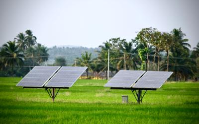 Knowledge Hub webinar series: developing solar technology to achieve net zero targets