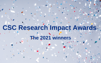 Announcing the 2021 Research Impact Award winners